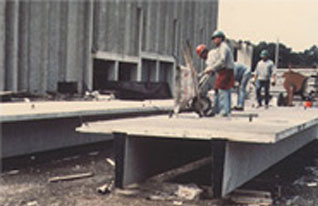 Precast Repairs and Coating